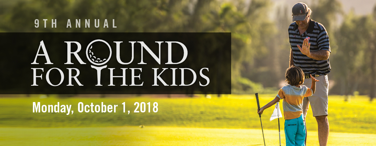 DV 2018 A Round For The Kids Golf